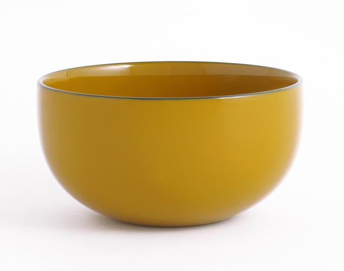 给IRO-IRO盘子<漆器>漆器的小钵牛奶咖啡汤盘子甜点序列事情外国人的礼物