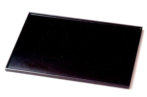 <ランチョンマット・お膳>長角膳 黒 【送料無料】【京都 漆器の井助】