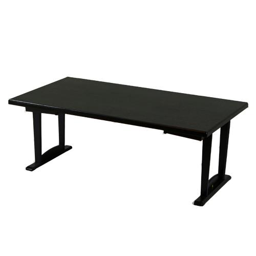 テーブル 座卓兼用 180cm×90cm 折りたたみ 座卓 ローテーブル 和室 畳部屋 座敷 業務用 木製 送料無料 座卓兼用テーブル-180x90-