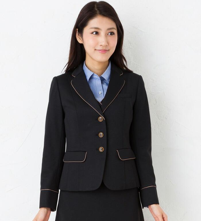 【送料無料】PATRICK COX 気品と知性を感じさせるテーラードジャケット 事務服 オフィス制服