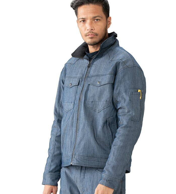 041-1 ストレッチ防寒ブルゾン 作業服・作業着 ジャンパー・ジャケット