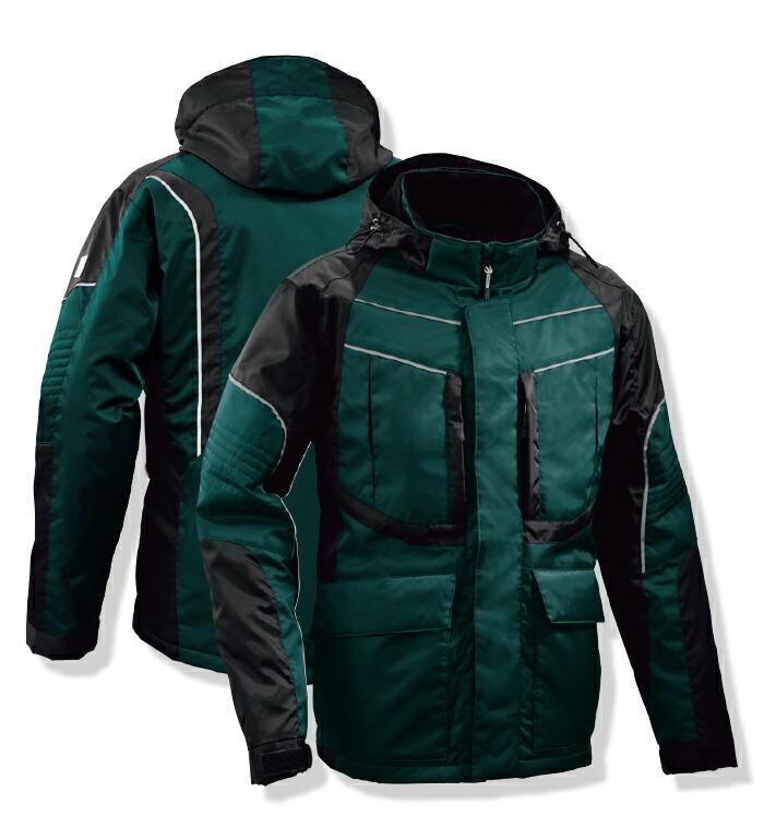 EARLYBIRD アーリーバード EBA708 防寒ジャケット メンズ 作業服 作業着 ジャンパー ジャケット