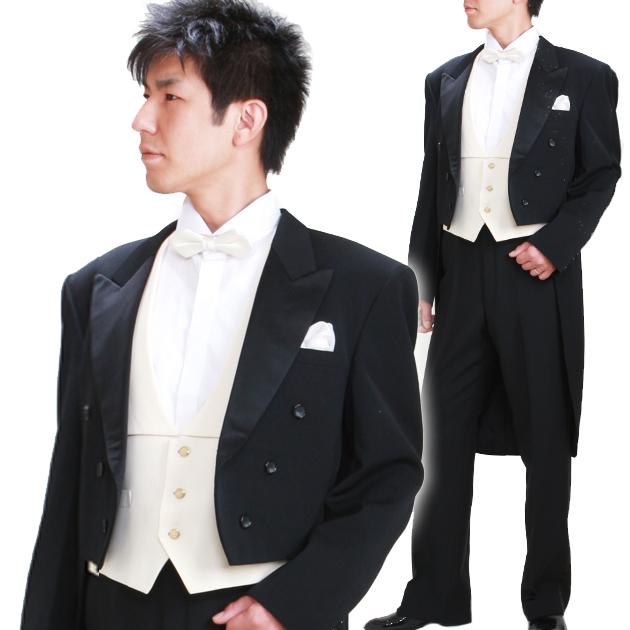 Tuxedo rental bridegroom tailcoat rental tuxedo wedding ceremony suit  costumes for rent tuxedo second party NT,032