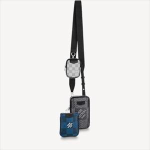 【史上最も激安】 LOUIS VUITTON ルイヴィトンモジュラブル メンズ・ポーチ ダミエ// N60447 メンズ ショルダーバッグ Selection】【Luxury Brand Selection】, コクスン:23d9456f --- risesuper30.in