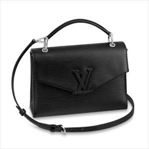LOUIS VUITTON ルイヴィトンポシェット・グルネル エピ / ノワール M55977 ショルダーバッグ【Luxury Brand Selection】