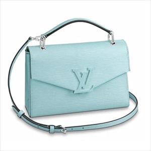 LOUIS VUITTON ルイヴィトンポシェット・グルネル エピ / シーサイド M55981 ショルダーバッグ【Luxury Brand Selection】