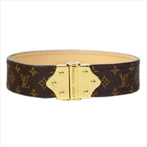 LOUIS VUITTON ルイヴィトンブラスレ・スピリット モノグラム / M6689E ブレスレット 19【Luxury Brand Selection】