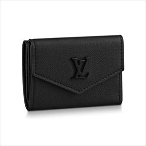 【新品】LOUIS VUITTON ルイヴィトンポルトフォイユ・ロックミニ / ノワール M68787 財布【Luxury Brand Selection】