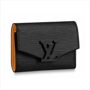 LOUIS VUITTON ルイヴィトンポルトフォイユ・ヴィクトリーヌ エピ / ノワール M69218 財布【Luxury Brand Selection】