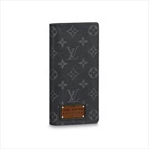 LOUIS VUITTON ルイヴィトンポルトフォイユ・ブラザ モノグラム・エクリプス / M69260 メンズ財布【Luxury Brand Selection】