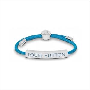 LOUIS VUITTON ルイヴィトンブラスレ・LVスペース / ブルー M69311 ブレスレット【Luxury Brand Selection】