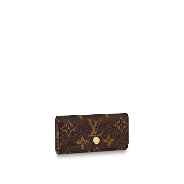 【新品】【Fashion coupon】対象ショップ限定1000~30000OFFクーポンプレゼント20日~21日【ルイヴィトン モノグラム ミュルティクレ4】 LOUIS VUITTON キーケース 4連 M69517【Luxury Brand Selection】