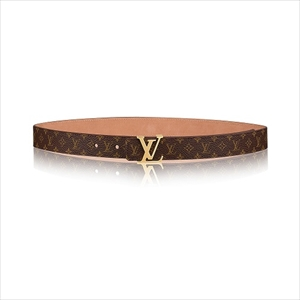 LOUIS VUITTON ルイヴィトンサンチュール・イニシャル 25MM モノグラム / M9781W ベルト 80cm【Luxury Brand Selection】
