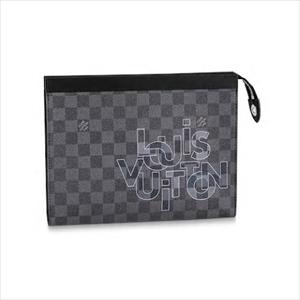 LOUIS VUITTON ルイヴィトンポシェット・ヴォワヤージュMM ダミエ / N60308 メンズセカンドバッグ【Luxury Brand Selection】
