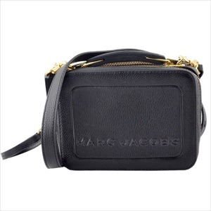MARC JACOBS マークジェイコブスM0014840-001 ザ ボックス ショルダーバッグ ハンドバッグ The Textured Box The Box 20 【Luxury Brand Selection】