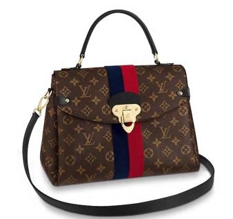 【新品】【ルイヴィトン ジョルジュ MM モノグラム/ 】 LOUIS VUITTON M43778 ショルダーバッグ【Luxury Brand Selection】