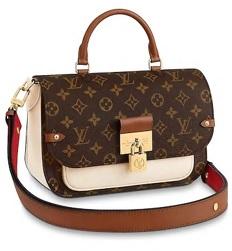 【新品】【ルイヴィトン ウ゛ォジラールPM モノグラム/ クレーム 】 LOUIS VUITTON M44353 メッセンジャーバッグ【Luxury Brand Selection】