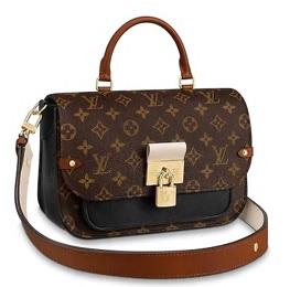【ルイヴィトン ウ゛ォジラールPM モノグラム/ ノワール 】 LOUIS VUITTON M44354 メッセンジャーバッグ【Luxury Brand Selection】