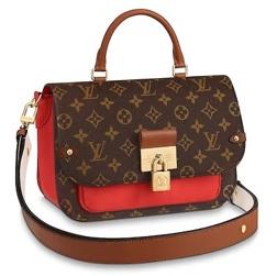 【ルイヴィトン ウ゛ォジラールPM モノグラム/ コクリコ 】 LOUIS VUITTON M44548 メッセンジャーバッグ【Luxury Brand Selection】