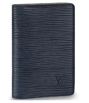 【新品】【ルイヴィトン オーガナイザー・ドゥポッシュ エピ/ ブルーマリーヌ 】 LOUIS VUITTON M61821 カードケース【Luxury Brand Selection】