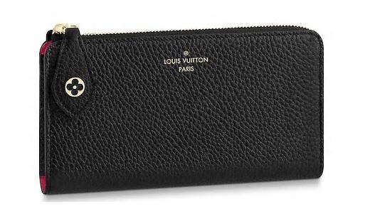 【新品】【ルイヴィトン ポルトフォイユ・コメット / ノワール 】 LOUIS VUITTON M63102 財布【Luxury Brand Selection】