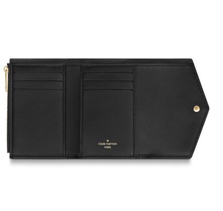 【ルイヴィトン ポルトフォイユ・ヴェリー カーフ/ ノワール 】 LOUIS VUITTON M67496 財布【Luxury Brand Selection】