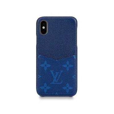 【ルイヴィトン IPHONE・バンパー XS タイガラマ/ コバルト 】 LOUIS VUITTON M67680 IPHONE カバー【Luxury Brand Selection】