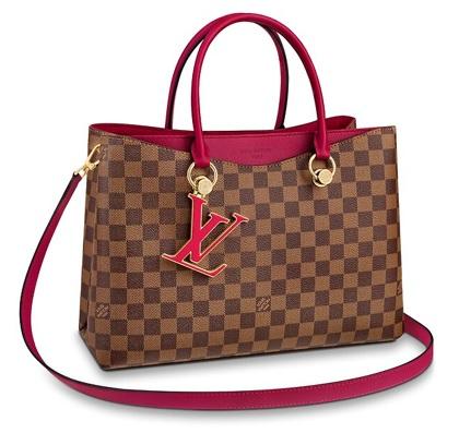 【新品】【ルイヴィトン LVリバーサイド ダミエ/ リドゥヴァン 】 LOUIS VUITTON N40052 2WAYバッグ【Luxury Brand Selection】