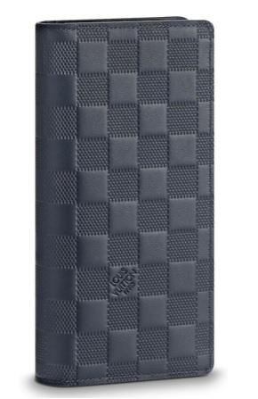 【ルイヴィトン ポルトフォイユ・ブラザ アンフィニ/ アストラル 】 LOUIS VUITTON N63318 メンズ長財布【Luxury Brand Selection】