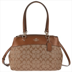 COACH OUTLET コーチ F25396/IME74/12 手提げバッグ 【Luxury Brand Selection】