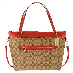 COACH OUTLET コーチ F58286/IMDCD/1 手提げバッグ 【Luxury Brand Selection】