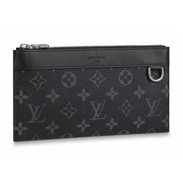 【ルイヴィトン ポシェット・ディスカバリー PM エクリプス 】 LOUIS VUITTON M44323 メンズ財布【Luxury Brand Selection】