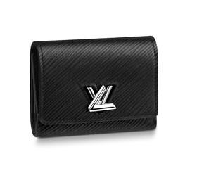 【ルイヴィトン Pツイスト コンパクトXS エピ/ ノワール 】 LOUIS VUITTON M63322 財布【Luxury Brand Selection】