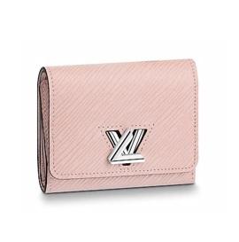 【ルイヴィトン Pツイスト コンパクトXS エピ/ ローズバレリーヌ 】 LOUIS VUITTON M63323 財布【Luxury Brand Selection】