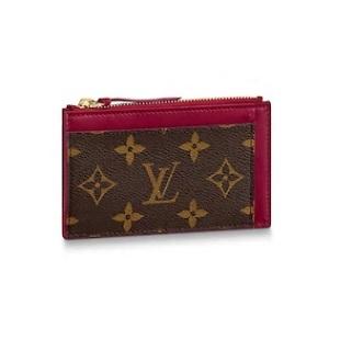 【新品】【ルイヴィトン ポルトカルト・ジップ 】 LOUIS VUITTON M67889 コインケース【Luxury Brand Selection】