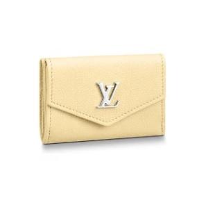 【新品】【ルイヴィトン ポルトフォイユ・ロックミニ / バナナ 】 LOUIS VUITTON M68483 財布【Luxury Brand Selection】