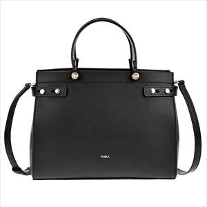 FLURA フルラ 1021321/ONYX 手提げバッグ 【Luxury Brand Selection】
