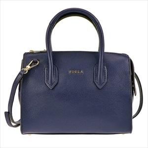 FLURA フルラ 1034024/BLU NOTTE 手提げバッグ 【Luxury Brand Selection】