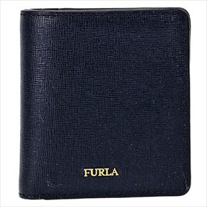 FULRA フルラ 1034319/BLU NOTTE 二つ折り財布 【Luxury Brand Selection】