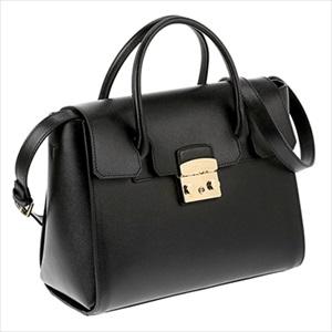 FLURA フルラ 820704/ONYX 手提げバッグ 【Luxury Brand Selection】