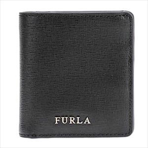 FULRA フルラ 870999/ONYX 二つ折り財布 【Luxury Brand Selection】