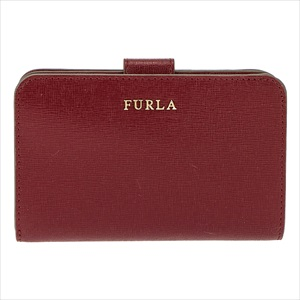 FULRA フルラ 922605/CILIEGIA 二つ折り財布 【Luxury Brand Selection】