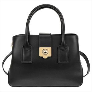 FLURA フルラ 993449/ONYX 手提げバッグ 【Luxury Brand Selection】