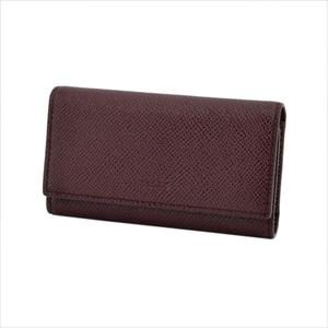 BALLY バリーBANTOS 146 6189601 4連 キーケース 【Luxury Brand Selection】