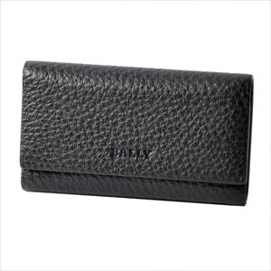 BALLY バリーMANTOS 780 6202687 4連 キーケース 【Luxury Brand Selection】