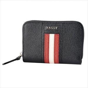 BALLY バリーTIVY.LT 10 6221823  バリーストライプ コインケース 小銭入れ カード入れ 【Luxury Brand Selection】