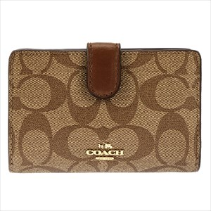 COACH OUTLET コーチ F23553/IME74/1 二つ折り財布 【Luxury Brand Selection】