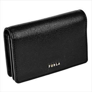FULRA フルラ 1056925/NERO カードケース 【Luxury Brand Selection】