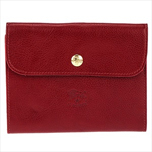 IL BISONTE イルビゾンテC0421/245 ダブルホック財布 【Luxury Brand Selection】