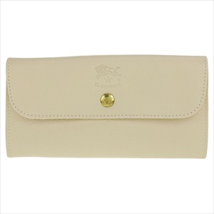 IL BISONTE イルビゾンテC0842/864 長財布 【Luxury Brand Selection】